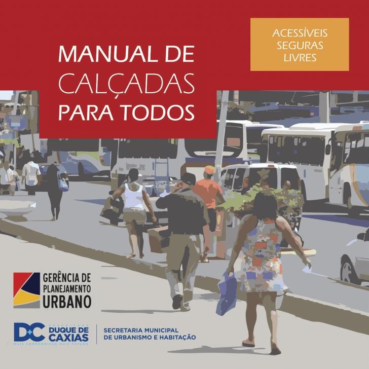 Manual de Calçadas